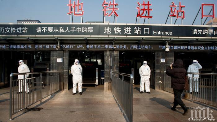 Русия затвори границата с Китай заради коронавируса