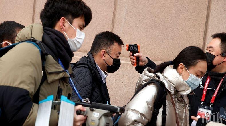 100 са вече жертвите на новия тип коронавирус в китайската провинция Хубей