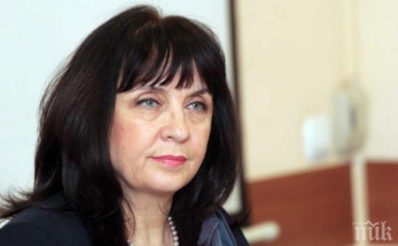 Ваня Кастрева: Всеки пети столичанин е болен от грип