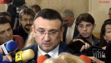 ПЪРВО В ПИК: Спешни събития възпряха идването на Младен Маринов в парламента