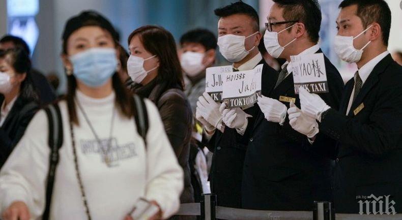 Една положителна проба за COVID затвори квартал в Пекин