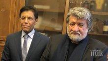Вежди Рашидов: Можем да си сътрудничим със Саудитска Арабия и с подкрепата на ЮНЕСКО