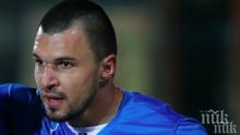 Божинов: По-добър съм от Алар и Робърта, възможно е отново да играя в Левски, но...