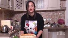 """ДО ПЕЧКАТА С ЧЕРПАКА: Симона Загорова срази джукестата """"Мис България"""" в """"Черешката"""""""