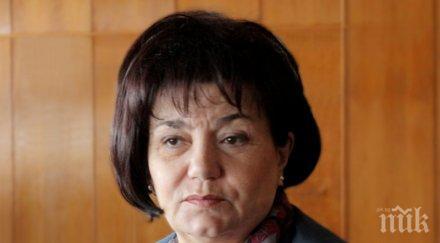 СКАНДАЛ: Янка Такева притискала директори на училища да подкрепят конкретно издателство при избор на учебници