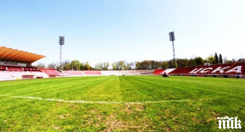 Любопитен казус в ЦСКА