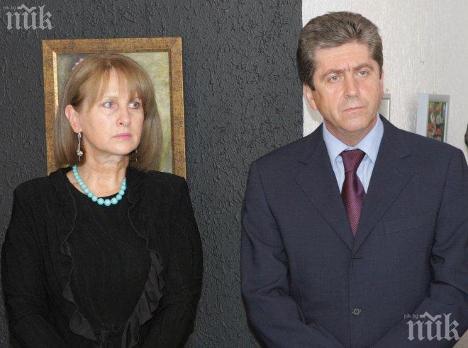 """САМО В ПИК И """"РЕТРО"""": Зорка Първанова неузнаваема (СНИМКА)"""