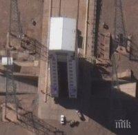 Иранският сателит не стига до орбита