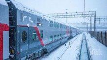 Сигнал за бомба спря влака Кишинев-Москва