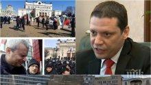 Областният губернатор на София избухна: Жалките и немощни протести срещу правителство на Бойко Борисов са патологична форма на дебилизъм и олигофрения!