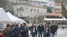 Фестивал на виното събра в Мелник ценители от цяла България
