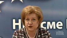 Менда Стоянова: Комисията по хазарта носи отговорност, че Божков е нарушавал закона, а не парламентът