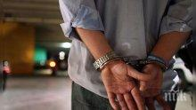 Задържаха шофьор, надрусан с коктейл от 5 вида наркотици
