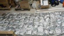 Удар: Полицията в Еквадор иззе над три тона кокаин на пристанището в Гуякил