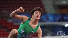 ОГРОМНО БРАВО: 18-годишният Назарян е европейски шампион за мъже