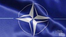 В Германия и Франция харесват НАТО все по-малко