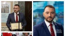 ТРЕЗВЕНИК: Антон Хекимян отказа алкохола, влияел зле на кондицията му преди ефир