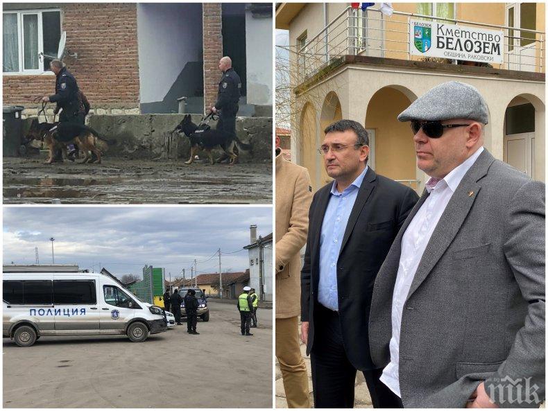 ИЗВЪНРЕДНО В ПИК: Главният прокурор Иван Гешев се закани на бандитите от Белозем, които пребиха 89-годишна жена: Ако не се справим с битовата престъпност, по-добре да закриваме държавата (ВИДЕО/СНИМКИ)