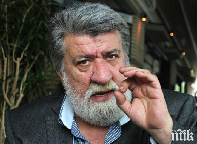 """Вежди Рашидов за казуса с """"Лувъра"""": В експертно отношение е проспана работата, не е работа на министъра"""