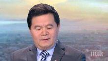 ГОРЕЩА ТЕМА: Посланикът на Китай у нас с разкрития за коронавируса! Ето колко са заразените и какви мерки взимат властите