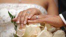 СВЕТИ ВАЛЕНТИН: Шест двойки се венчават на 14 февруари в Хасково