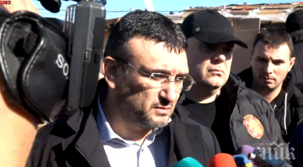 Младен Маринов: Няма нищо общо между последните случаи на грабежи