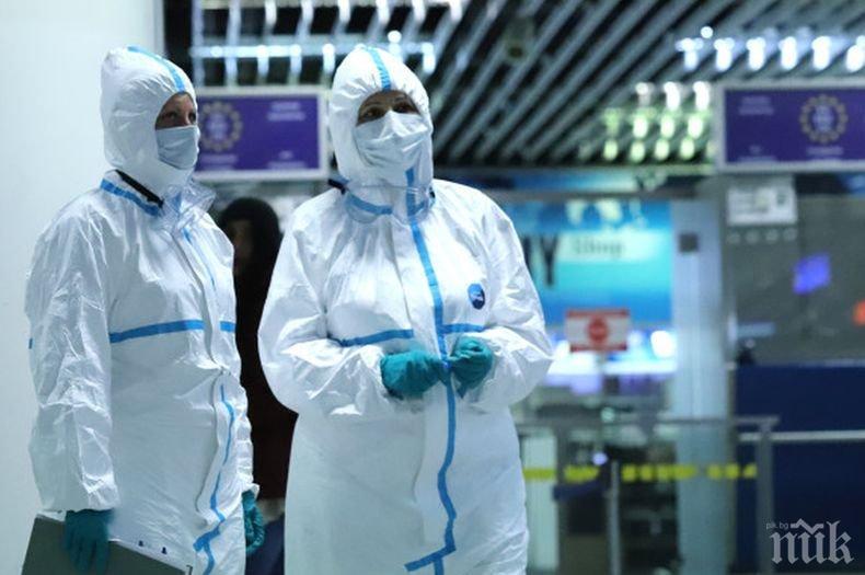 Нови 4823 души се заразиха с коронавирус в Китай
