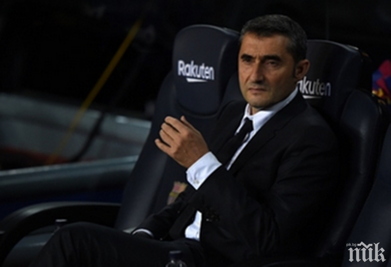 Бившият наставник на Барса Валверде: Реал (Мадрид) е...