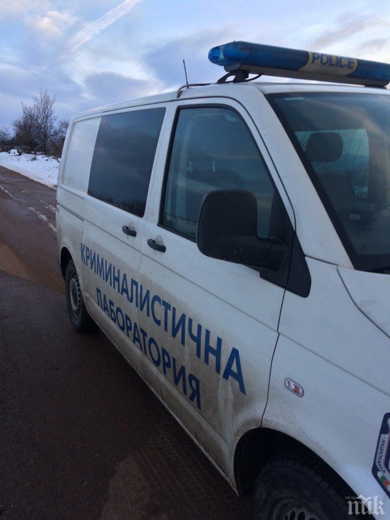 Нов обир на банка в София! Въоръжен бандит с маска отмъкна 11 бона (СНИМКИ)
