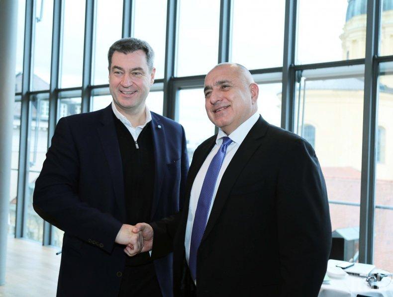 ПЪРВО В ПИК TV! Борисов се срещна с премиера на Бавария и отсече: Само в България се справихме с нелегалната миграция (СНИМКИ)