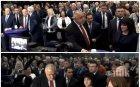 ИЗВЪНРЕДНО ПИК TV: Премиерът Бойко Борисов на метри от Румен Радев след словесната атака на президента срещу кабинета (НА ЖИВО/СНИМКИ/ОБНОВЕНА)