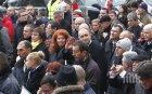 САМО В ПИК: СКАНДАЛЪТ РАСТЕ! Политици се обединиха срещу поведението на Румен Радев пред паметника на Апостола (СНИМКИ)