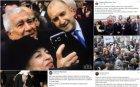 ПЪРВО В ПИК: Цяла България скочи срещу Румен Радев след оскверняването на Апостола - кметове подкрепиха министри и депутати с хаштаг против президента (СНИМКИ)
