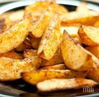 ЗНАЕХТЕ ЛИ? Картофите са по-полезни от белия ориз