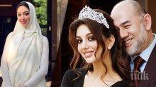 Бившата кралица на Малайзия продава сватбената си рокля за $ 2 млн. долара (СНИМКИ)