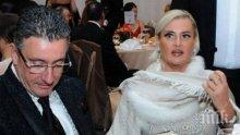 Катастрофа с кола на съдебната власт, в която са били Ветко и Маринела Арабаджиеви (СНИМКА)
