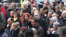 СДС след гаврата на Радев с Левски: Бесилото е българската Голгота и оскверняването му е национално предателство!