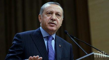 Турция възпира 94 000 терористи