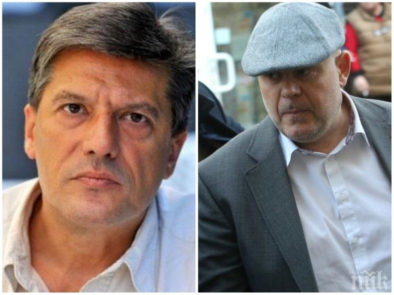 Доц. Антоний Гълъбов коментира акциите на Иван Гешев - ето какво е показал главният прокурор с действията си