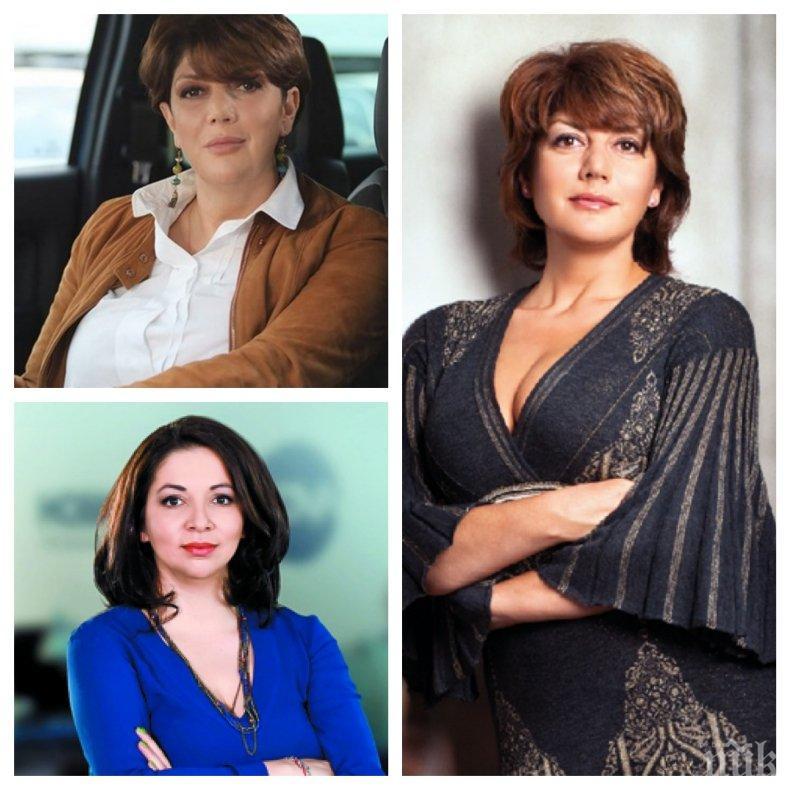 ВЪЗМЕЗДИЕ: 3 години след уволнението й от оскандалената Дарина Сарелска, Диана Найденова се завърна в Нова телевизия