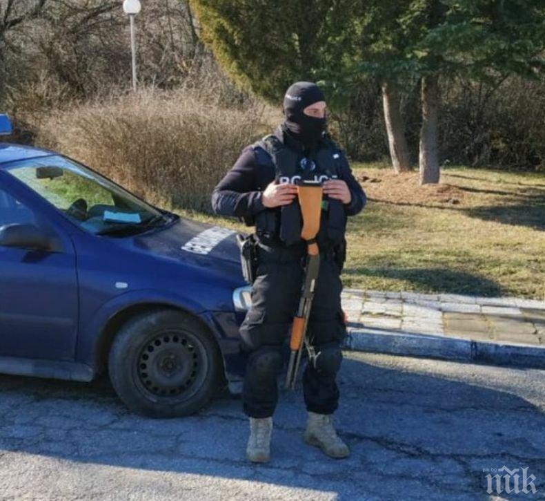 ПОД ОХРАНА: Арести в Плевенско след акцията срещу битовата престъпност