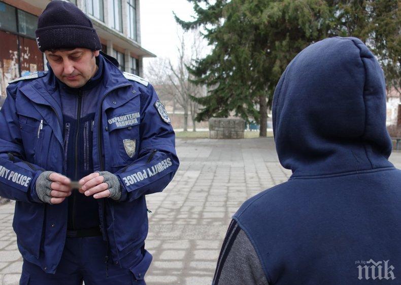 В АРЕСТА: Четирима са задържани при спецакция в Нови Пазар (ВИДЕО/СНИМКИ)