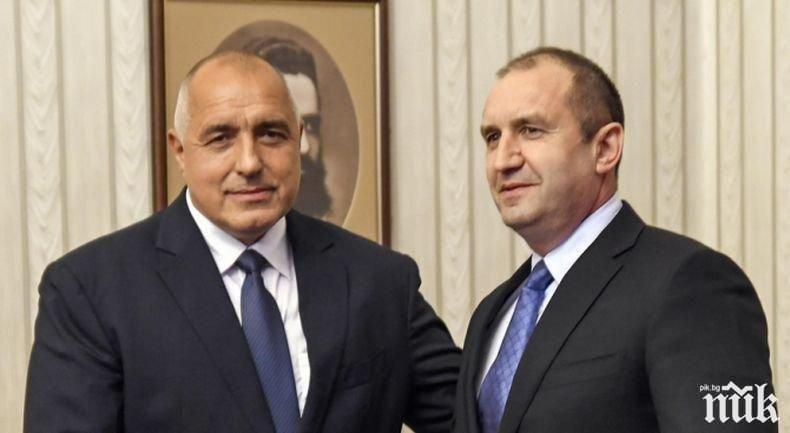 Радев с персонални закани срещу Борисов: Той атакува моето семейство. Методите му издават битието му от началото на прехода. Този път номерът с подаването на оставката няма да мине, защото го чака служебен кабинет...