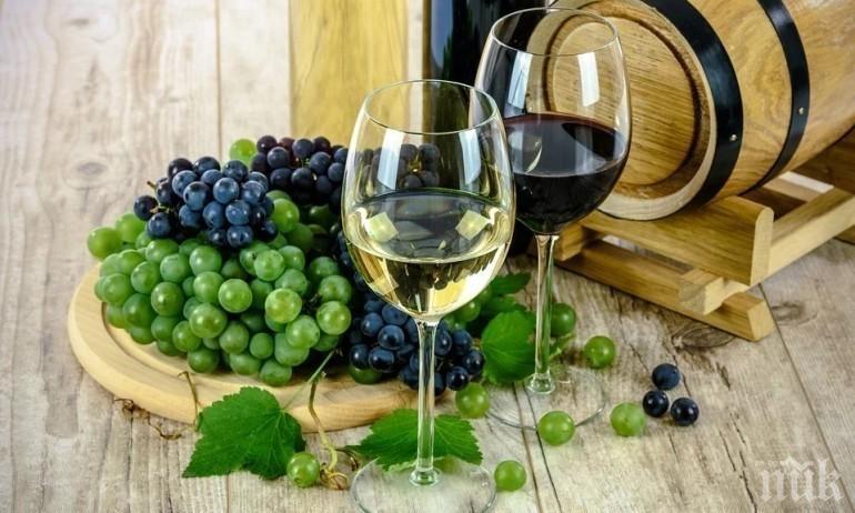 България изнася 64 млн. литра вино годишно