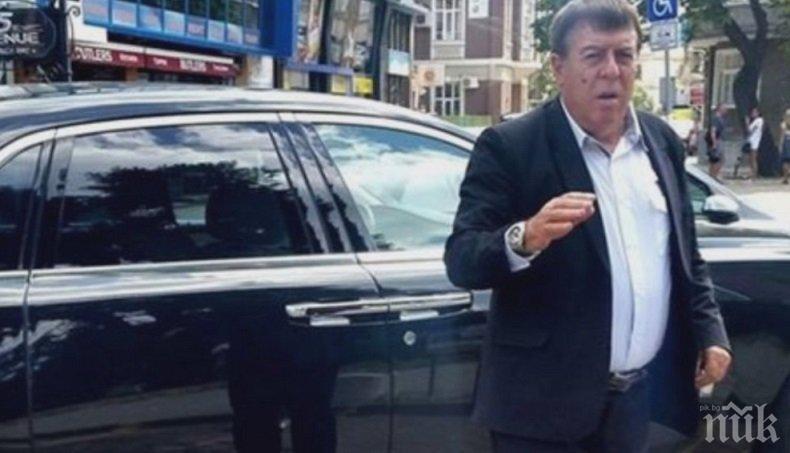Съдът поряза Бенчо Ролс-Ройса - отказа му лечение в Турция