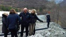 Емил Димитров: Цианидът в реките Юговска и Чепеларска е в пъти над нормата