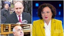 """Ивелина Василева: Ясно е кой стои зад хибридната атака срещу Борисов. Целта е да се отклони вниманието от  """"активното мероприятие"""" на президента Радев"""