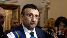 ПЪРВО В ПИК TV! Вътрешният министър Младен Маринов с разкрития за екшъна в Горна Оряховица - простреляният охранител вероятно е с психическо разстройство (ВИДЕО/ОБНОВЕНА)