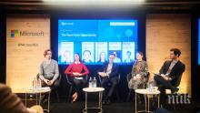 Ева Майдел: Данните са новото гориво на икономиката