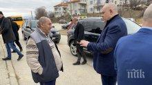 Главният прокурор Иван Гешев провери и селата около Благоевград след ударната спецоперация срещу битовата престъпност (СНИМКИ/ВИДЕО)